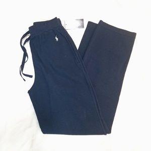 •Polo Ralph Lauren• navy blue pajama pants